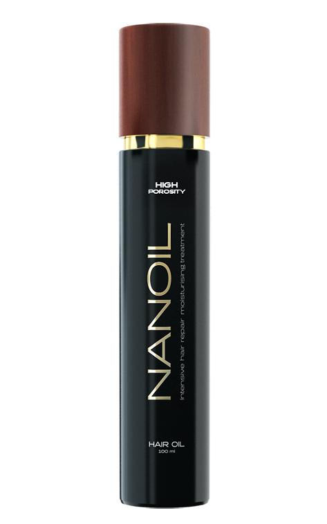 Haaröl Nanoil für Haarepflege